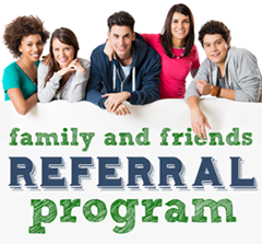 welch orthodontics friend referral program image